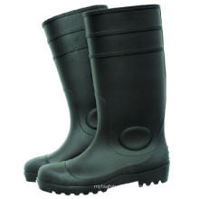 Black Color Safety PVC Boot (BN002)