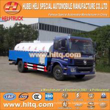 FOTON / AUMAN 4x2 10000L camión de dragado camión 160hp motor