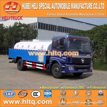 FOTON/AUMAN 4x2 10000L pipeline dredging truck 160hp engine