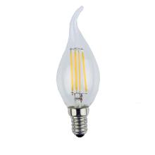 8w durable high quality classic long lifespan led Edison filament candle bulb