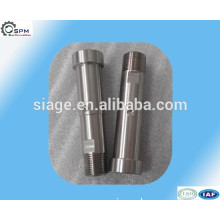 High polished precision aluminium coupler parts