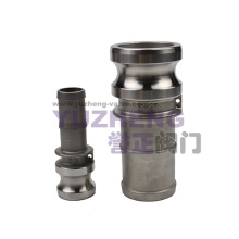Good CF8 CF8m Camlock Coupling