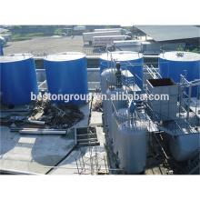 Équipement de distillation d'huile de pneu d'équipement de distillation de non-pollution