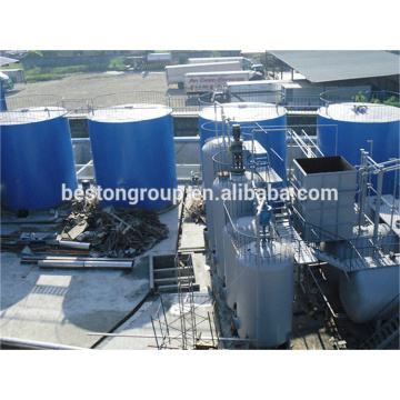 Non Pollution Distillation Equipment Tire Oil Disillation Equipment