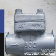 ANSI Class800# Forged Steel Check Valve Manufacturer