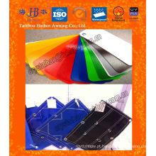 PVC revestido Tarpaulin Material