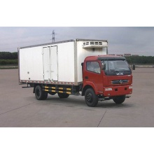 Dongfeng 5T used refrigerated vans truck for sale