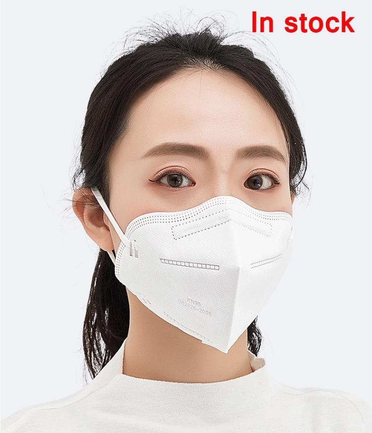 Kn95 Disposable Earloop Mask
