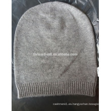 gorras y sombreros de cachemira unisex súper suaves para hombres y mujeres