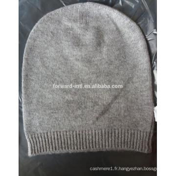 Cachemire et chapeaux unisexes super doux pour hommes et femmes