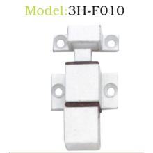 Cerradura de pernos al ras de aleación de zinc de alta calidad