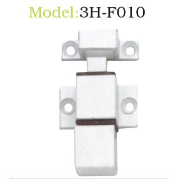 High quality zinc alloy flush bolts lock