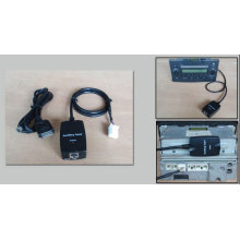 Car Bluetooth Car Kits for iPod With Aux in (CE approval) (MC-20138)