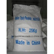 Grado industrial del tripolifosfato de sodio STPP del ingrediente alimentario