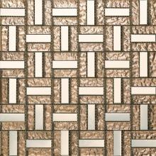 Золотая фольга стеклянная мозаика