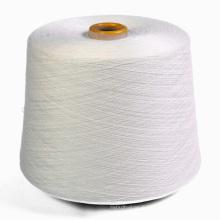 Fils de coton bio / bambou de haute qualité