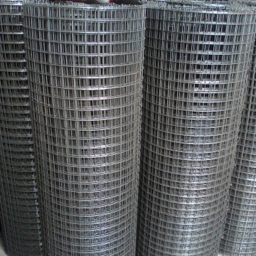 Tahan lama Stainless Steel Welded Wire Mesh Materials