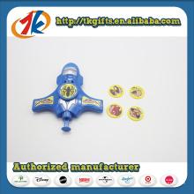 Werbeartikel Kunststoff Space Gun Disc Schießpistole Spielzeug Hersteller in China