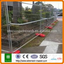 Billig Hot Dipped Galvanisierte temporäre Zaun / Australien Standard Temporary Zaun Panels Hot Verkauf