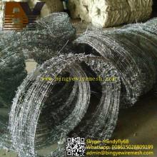 Razor Iron Wire Concertina Draht Babred Draht