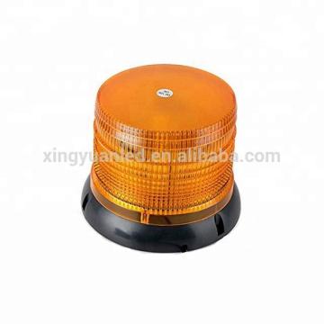 Top Qualidade Âmbar Aviso Rotating Strobe Flashing LED Beacon Light para Caminhão de Trabalho
