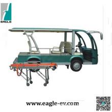 Electric Ambulance Car, CE Provided, 4-Wheel Stretcher, Eg6088t