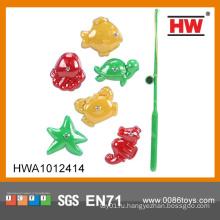 Игрушка для игрушек с магнитной удочкой для детей