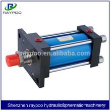 Cilindro hidráulico del tirante de la HOB para la máquina que raja de la cinta del bopp