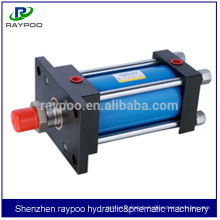 HOB tie rod hydraulic cylinder for chocolate making machine