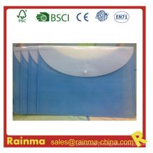 Bolsa de documentos com duas cores para promoção