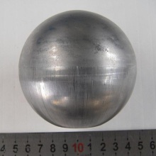 Factory Direct Saling Hot Galvanized High Quality Customized Stainless Steel Hollow Ball