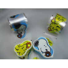 Heat Transfer Film For Snoopy Pencil Sharpener