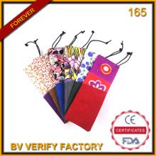 P2029 Gut aussehende hellen Tuch Material Tasche für Lesebrille Großhandel in China
