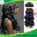 Extensión caliente 2016 del pelo de la Virgen humana de la onda del cuerpo del pelo del vendedor