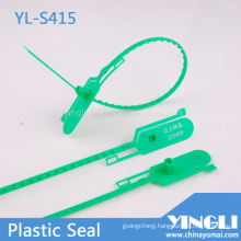 Adjustable Plastic Seal with Double Locking
