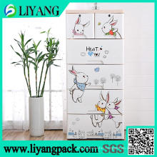 Cute Rabbit Design, Heat Transfer Film for Sorting Box