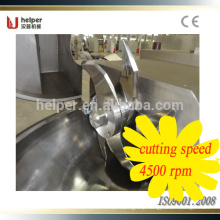 helper machinery sus304 chopper bowl cutter Chopper