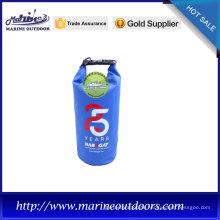 Outdoor PVC wasserdicht Custom Logo Packsack Großhandel aus chinesischer Manufaktur