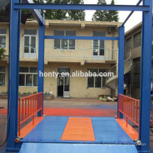Good quality vertical lift table hydraulic warehouse cargo lift table from China
