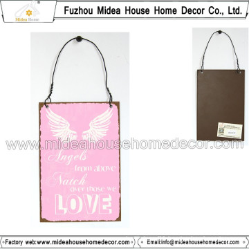 Factory Custome Small Metal Sign