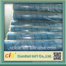 Embalaje hermético Shrink Wrap película PVC Super claro