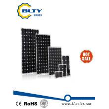 Painel solar para o tamanho diferente