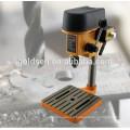 6mm 100w pequeño banco portátil taladro de prensa eléctrica mini joyería taladro de banco
