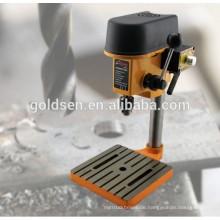 6mm 100w kleine bewegliche Bank-Bohrgerät-Presse-elektrischer Mini-Schmucksache-Bank-Bohrgerät