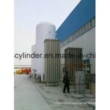 Réservoir cryogénique 5m3