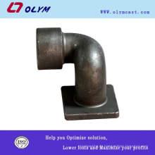Oem Chine acier au carbone acier coulée de précision pièces de rechange produits coulée