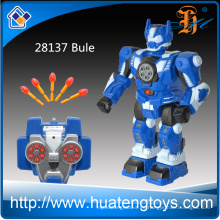 Nuevo estilo multifuncional Robot Niños RC juguete Robot de lucha