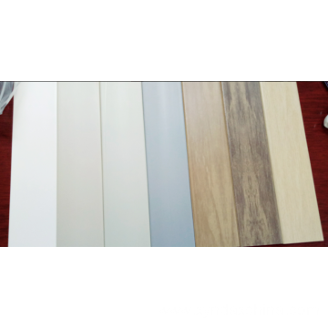 Grey 25MM Faux Wood Venetian Blinds