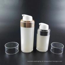 Frasco de loção acrílico para creme (NAB44)