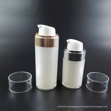 Botella de loción acrílica para crema (NAB44)